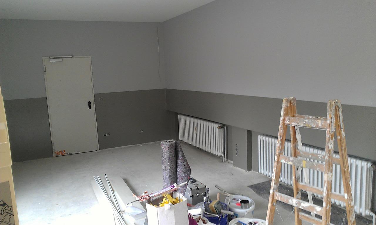 Comment préparer sa maison pour des travaux ?